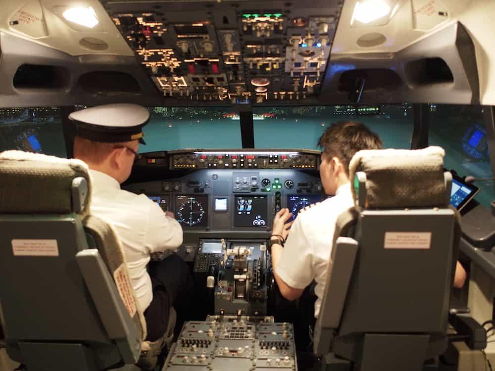 Leadership Secrets at 30,000 Feet corporate workshops