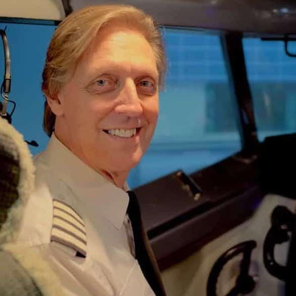 Captain Michael Caston