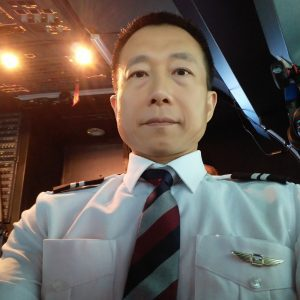 Dr Seamus Phan, leadership trainer and CTO, Flight Leaders division, McGallen & Bolden Group